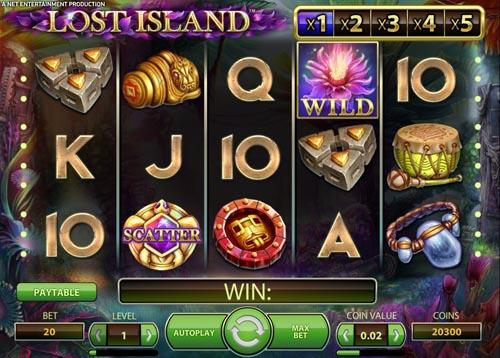 Lost-Island-Slot