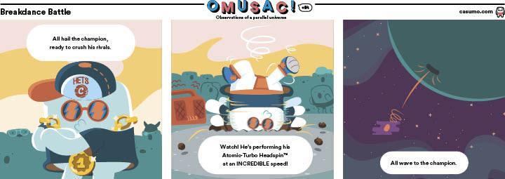 Omusac week 21